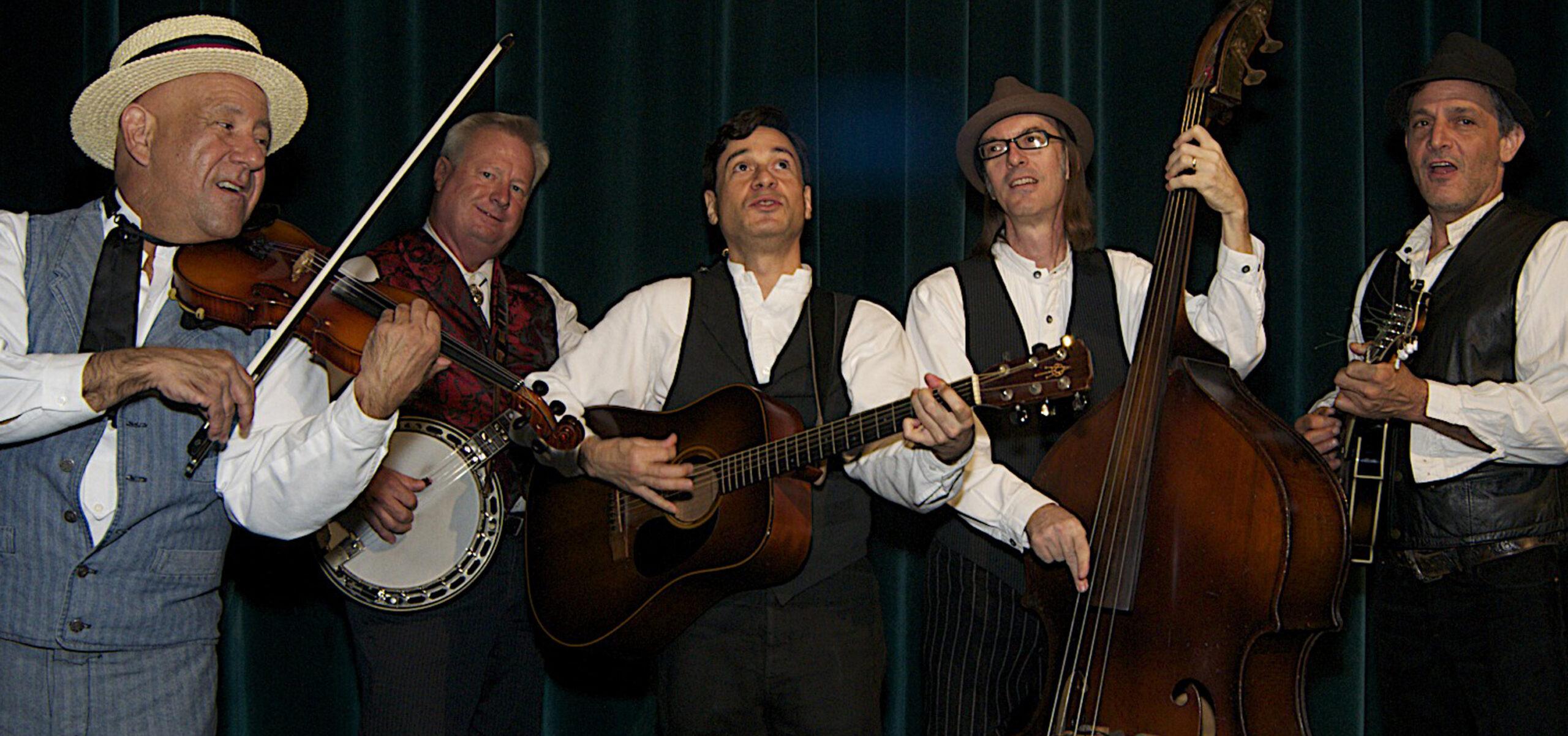 Matthew Sabatella and the Rambling String Band